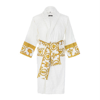 Barocco&Robe Bathrobe - White