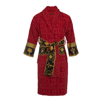 Barocco&Robe Bathrobe - Red