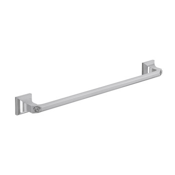 Superbe Towel Holder - Silver