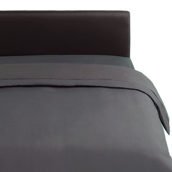 Alcove Quilt Cover - Slate