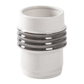Machine Collection - Tasse - Design 2 Silber
