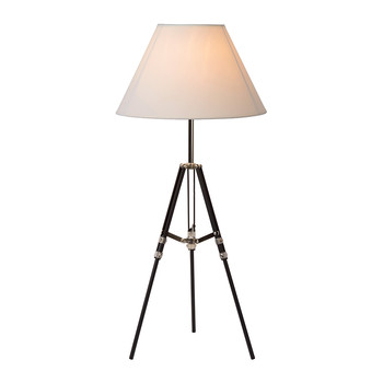 Dorine Table Lamp - White