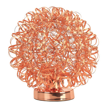 Noon Table Lamp - Red Copper