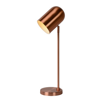 Bliny Table Lamp - Red Copper