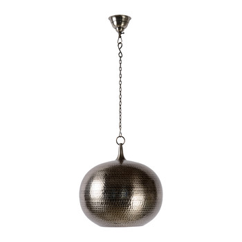 Indira Pendant Light - Antique Silver