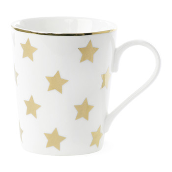 Stars Coffee Mug - White