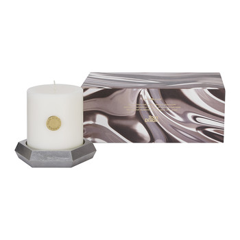 Alloy Pillar Candle
