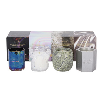 Materialism Candle Gift Set - Set of 4
