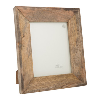 Habibi Mango Wood Photo Frame