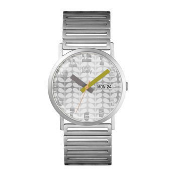 Ladies Madison Watch - Silver