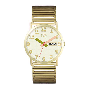 Ladies Madison Watch - Gold
