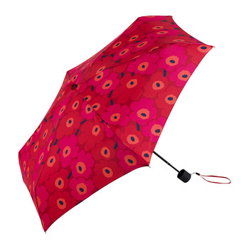 Mini Unikko Mini Manual Umbrella - Red