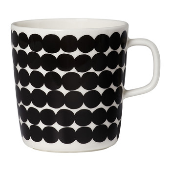 Rasymatto Mug - Black