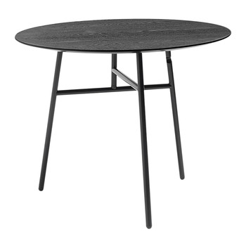Tilt Top Table - Black