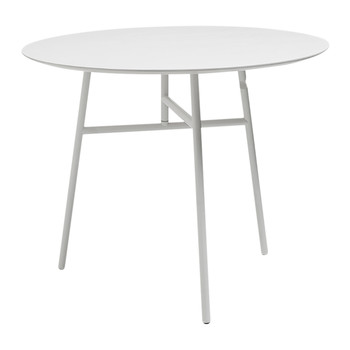 Tilt Top Table - White