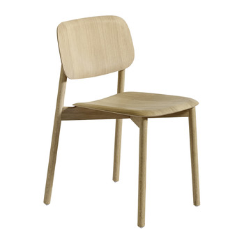 Soft Edge 12 Chair - Oak