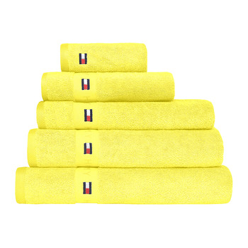 Plain Sun Range Towel