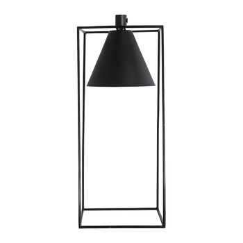 Kubix Table Lamp - Black/White