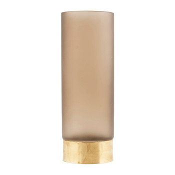Base Vase - Light Brown/Gold