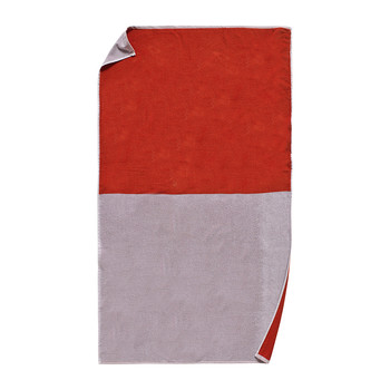 Compose Beach Towel - Red