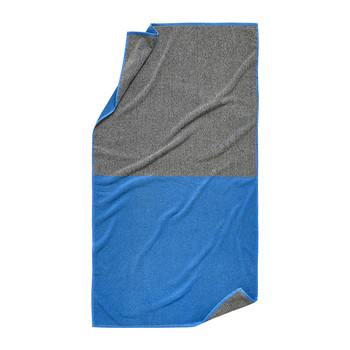 Compose Beach Towel - Sky Blue