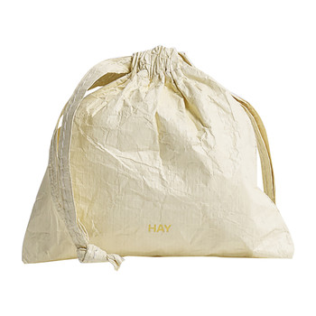Packing Essentials Bag - Soft Yellow - Small