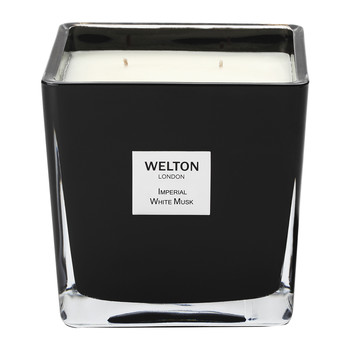 Scented Candle - Imperial White Musk