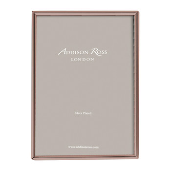Thin Rose Gold Photo Frame