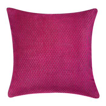 Rosetta Cushion Cover - 45x45cm - Fuchsia
