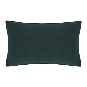 Soft Fleece Bed Pillow - 30x50cm - Dark Ocean