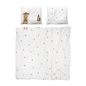 Furry Friends Duvet Set - Double