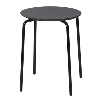 Herman Stool - Charcoal/Black