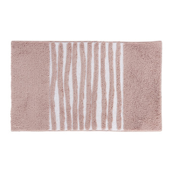 Morgan Bath Mat - Dusty Pink