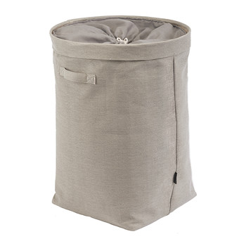Tur Laundry Bin - Steel Grey