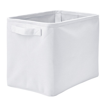 Tur Storage Basket - White