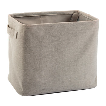 Tur Storage Basket - Steel Grey