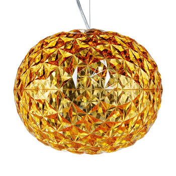 Planet Ceiling Lamp - Gold