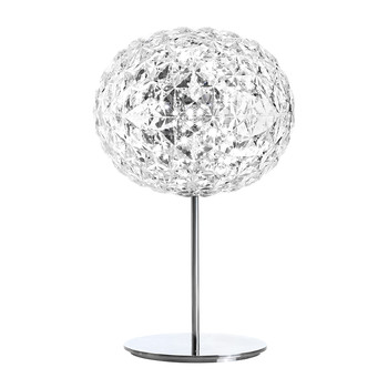 Planet High Table Lamp - Crystal