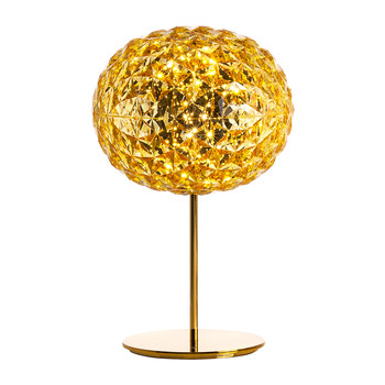 Planet High Table Lamp - Gold