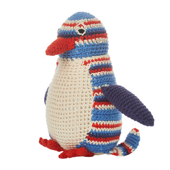 Crochet Penguin - Multi