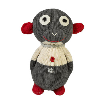 """Henk"" Toy - Dark Grey"