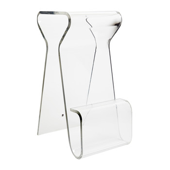 Magino Counter Stool - Clear