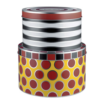 Circus Tins - Set of 2