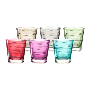 Vario Tumbler - Assorted - Set of 6