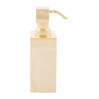 DW395 Soap Dispenser - Gold