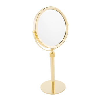 SP13V Cosmetic Mirror - Gold