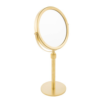 SP13V Cosmetic Mirror - Matt Gold
