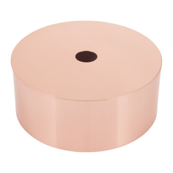 DW411 Trinket Box with Lid - Copper