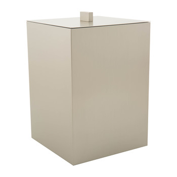 DW75 Paper Bin - Satin Nickel