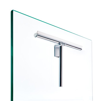 Easy Bath Wiper - Chrome